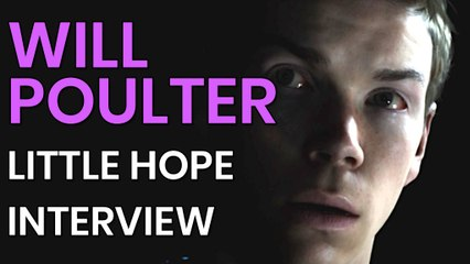 LITTLE HOPE - Will Poulter BECOMES a Playable Video Game Character