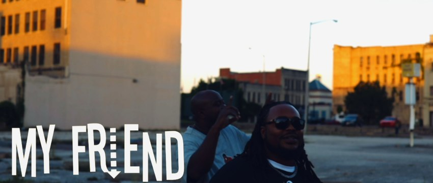 "P.A.T. Louisiana's Finest & Los Musick - ""My Friend Hip Hop"""