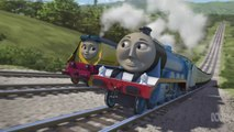 Thomas And Friends - Gordon And Rebecca, Coming Through!