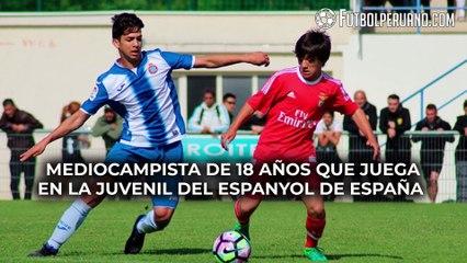 Las 5 futuras promesas del fútbol peruano
