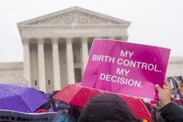 Supreme Court Grants Employers the Right to Refuse Birth Control Coverage