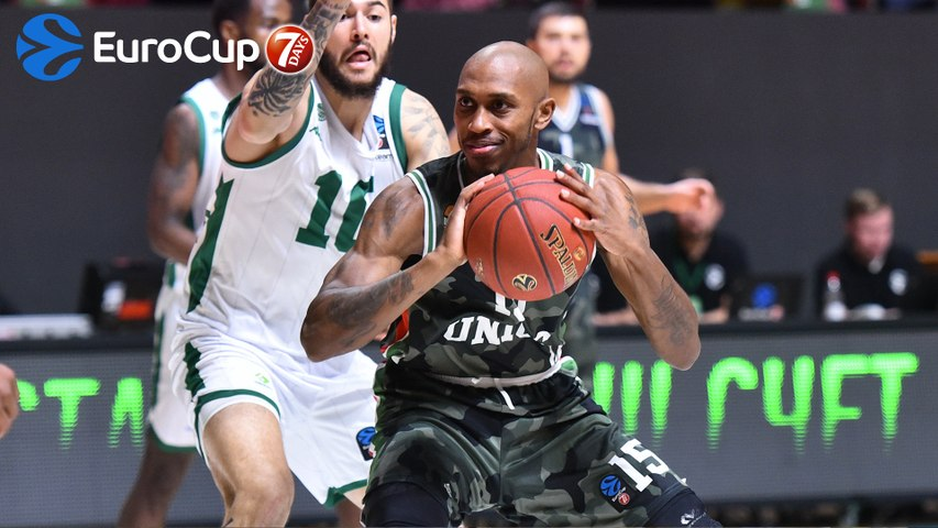 Signings: UNICS re-signs sharp shooter Smith