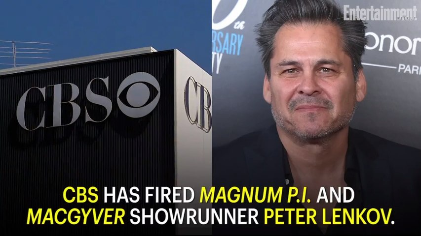Magnum P.I. and MacGyver Showrunner Peter Lenkov Fired by CBS