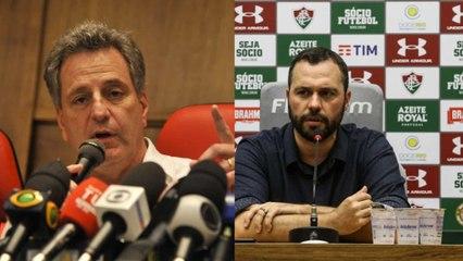Editor do L! analisa duelo quente nos bastidores antes da decisão da Taça Rio