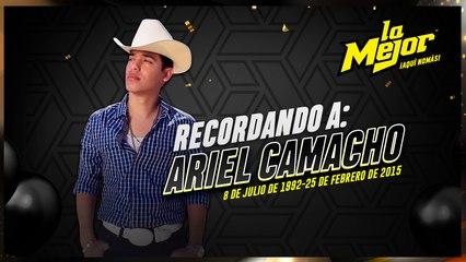 Recordando a: Ariel Camacho líder y fundador de Los Plebes del Rancho