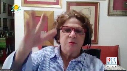 Pedro Jimenez comenta el triste caso de la atleta Juana Castillo