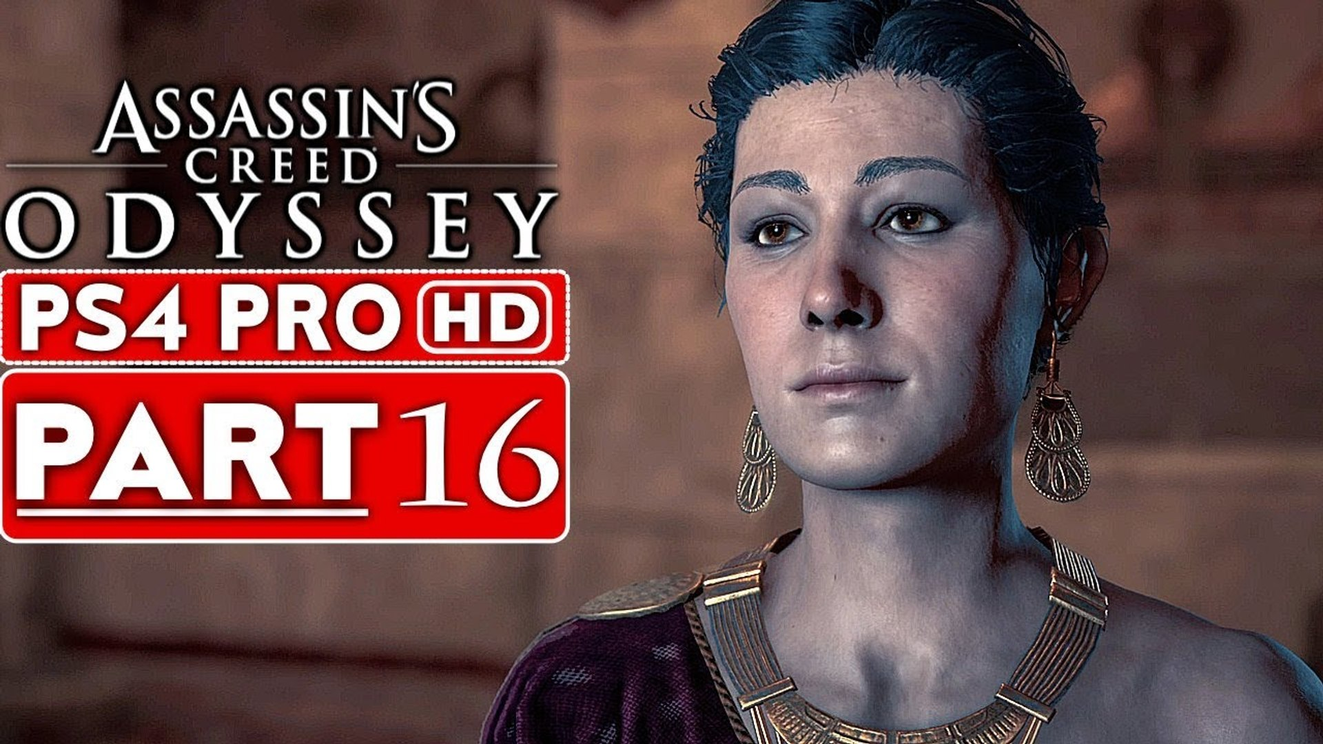 Assassin S Creed Odyssey Gameplay Walkthrough Part 16 Video Dailymotion