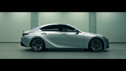 The all-new Lexus IS Premiere