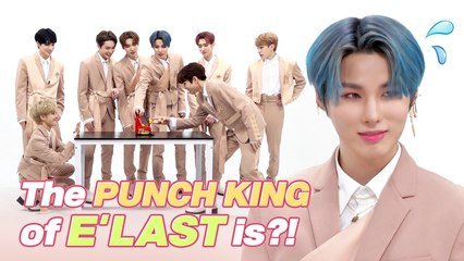 [Pops in Seoul] Swear♬ Today's game♟ for E'LAST(엘라스트) - 'PUNCH KING'