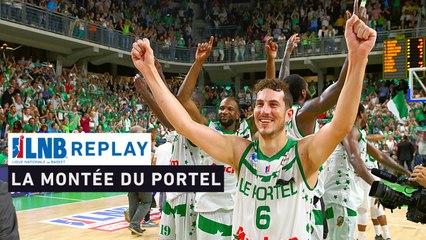 Replay : Le Portel - Evreux, Finale d'accession en JeepELITE (match retour - 2016) !