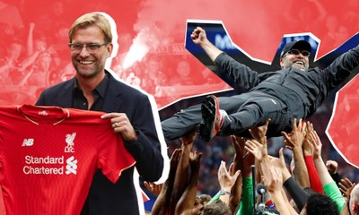How Jürgen Klopp turned Liverpool into Premier League champions – video analysis