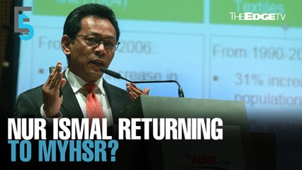 EVENING 5: MyHSR to see return of ex-CEO