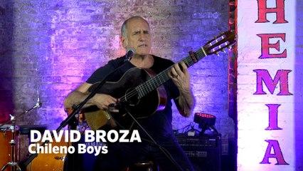 Dailymotion Elevate: David Broza - The Chileno Boys live at Cafe Bohemia, NYC