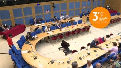 Présentation de la commission  d'enquête « covid-19 »