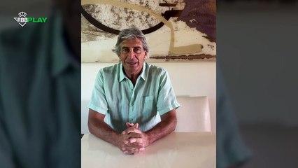 Pellegrini, nuevo técnico del Betis, manda un mensaje al beticismo