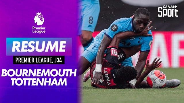 Le résumé de Bournemouth / Tottenham (Version courte)