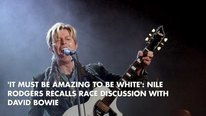 Nile Rodgers' Previous Talk With David Bowie