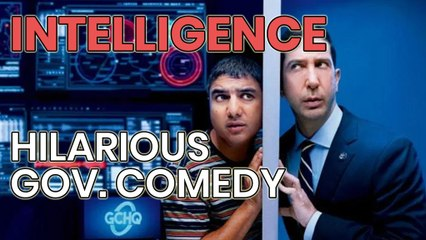 Intelligence - Nick Mohammed & David SCHWIMMER Praise Peacock Comedy