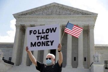 Supreme Court Grants NY Prosecutor Access to Trump's Financial Records
