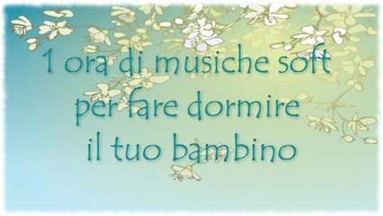 Jl Mc Gregor - 1 ora di musiche soft per fare dormire il tuo bambino #musicasoft #musicaperbambini