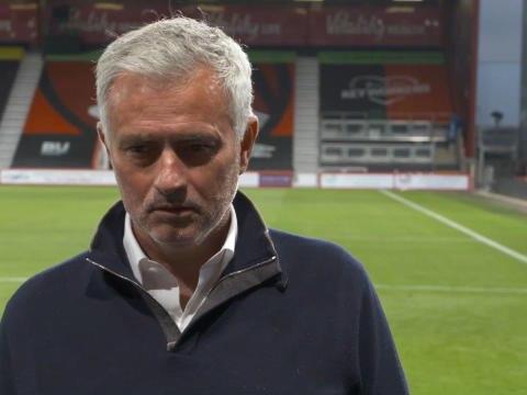"""34e j. - Mourinho : """"Le moment clé à été en tout début de match"""""""