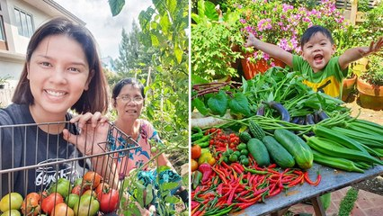 Neri Miranda Will Make You Want To Plant Your Own Vegetable Garden