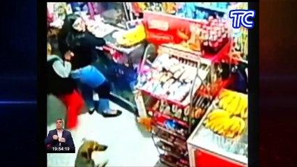 Sacapintas asesinaron a una persona que evitó un robo en Quito