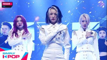 [Simply K-Pop] 3YE(써드아이) - YESSIR _ Ep.422