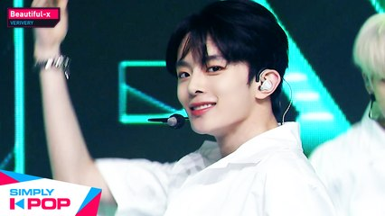 [Simply K-Pop] VERIVERY(베리베리) - Beautiful-x _ Ep.422