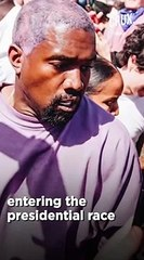 As Kanye West Says He's Running for President in 2020, Social Media Blows Up With Jokes & Memes