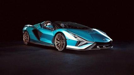 Lamborghini unveils new $2.8 million hybrid super sports car