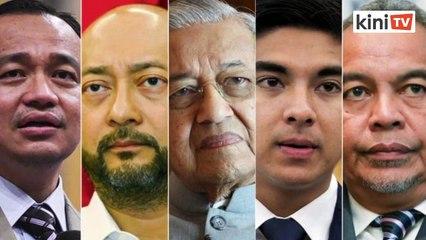 Kem Mahathir umum blok bebas bersama Warisan