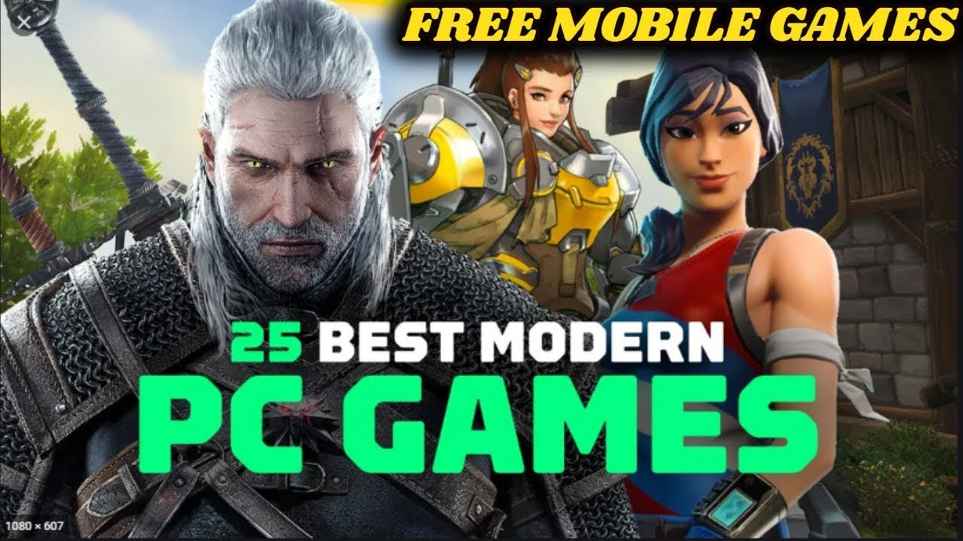 Free mobile games 15 best