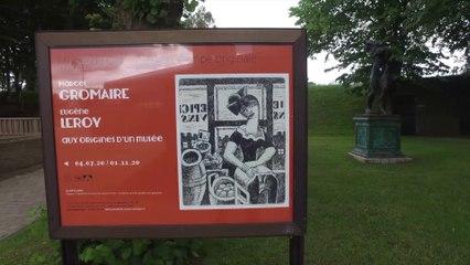 Sorties : Marcel Grosmaire, Eugène Leroy - Aux origines d'un musée - 10 Juillet 2010