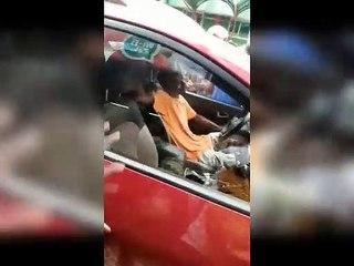 Un voleur  de voiture arrêté à Lomé