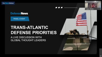 Trans-Atlantic Defense Priorities
