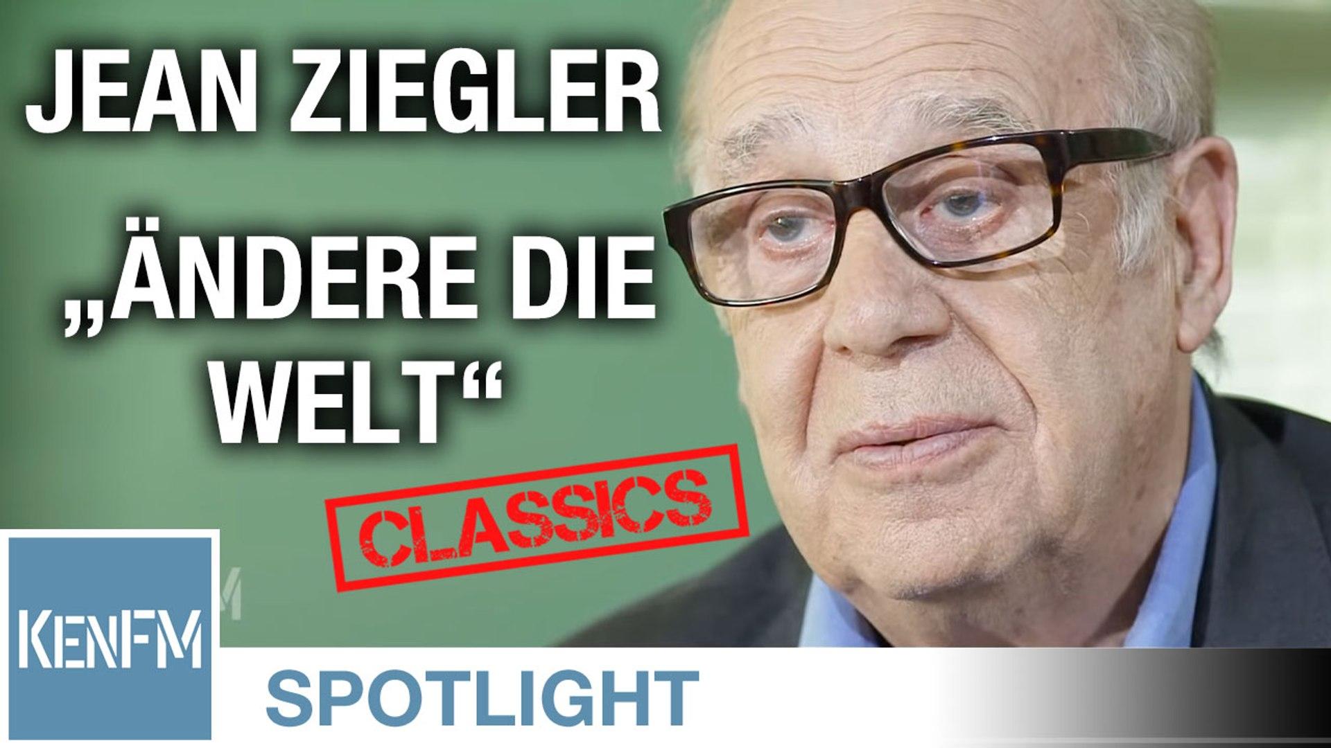 """CLASSICS! KenFM im Gespräch mit: Jean Ziegler (""""Ändere die Welt"""")"""