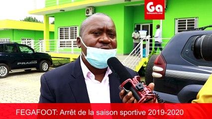 COVID-19 : Impact sur le championnat national au Gabon