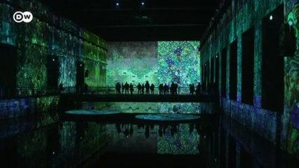 Bordeaux ganha museu digital gigante em bunker submarino