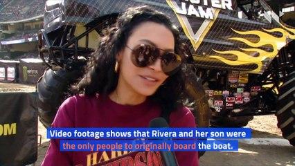 'Glee' Actress Naya Rivera Presumed to Have Drowned