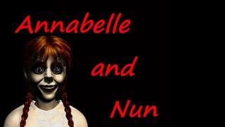 annabelle and nun full movie