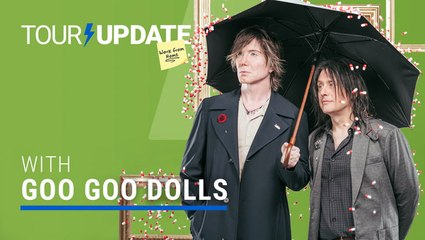 Work From Home: Goo Goo Dolls