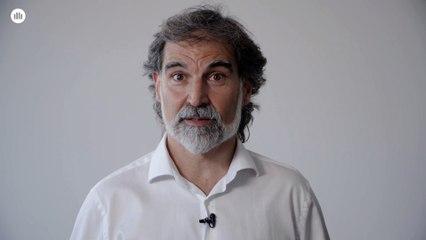 Cuixart: 'L'estat espanyol no decidirà mai qui és el president d'Òmnium Cultural'