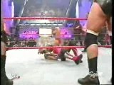 HBK ET Shelton Benjamin &  & Mick Foley & Chris Benoit vs...