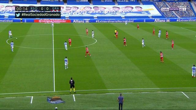 La Liga : Grenade plombe la Real Sociedad dans la course à l'Europe