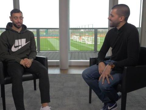 """Euro 2016 - Bruno Fernandes : """"Le moment où on a marqué, j'ai couru à travers l'hôtel"""""""