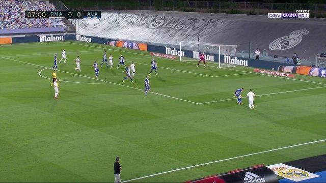 La Liga : Penalty (évident) et but de Benzema