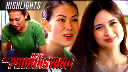 Bubbles scolds Clarice because of her idleness | FPJ's Ang Probinsyano