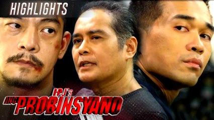 Renato intervenes in Jacob and Juan's altercation | FPJ's Ang Probinsyano