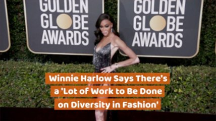 Winnie Harlow On Fashion Today